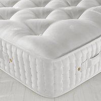 John Lewis Natural Collection Silk 16000 Firm Support, Pocket Spring Mattress, Firm Tension, King Size