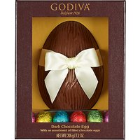 Godiva Dark Chocolate Pixie Easter Egg, 205g