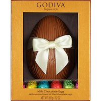 Godiva Milk Chocolate Pixie Easter Egg, 205g
