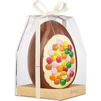 Cocoa Bean Co Smartie Inclusion Easter Egg, 350g