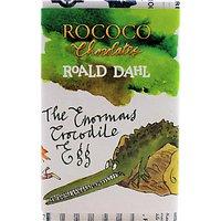 Rococo Chocolates Roald Dahl Enormous Croc Egg, 150g