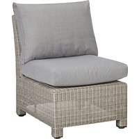 John Lewis and Partners Dante Outdoor Modular Middle Chair Unit