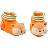 Bright Starts Little Taggies Forest Foot Rattles, Multi, Assorted