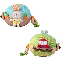 Bright Starts Little Taggies Giggle Garden Ball
