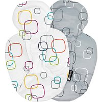 4Moms Newborn Reversible Insert, Grey