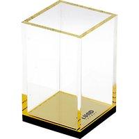 Lund London Flash Storage Pot, Gold