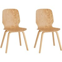 House by John Lewis Anton Dining Chairs, Set of 2