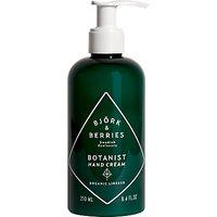 Björk & Berries Botanist Hand Cream, 250ml