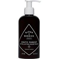 Björk & Berries White Forest Exfoliating Hand Wash, 250ml