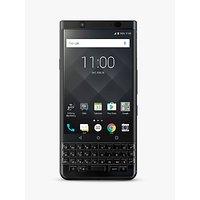 BlackBerry KEYone Black Edition Smartphone, Android, 4.5, SIM Free, 64GB, Black