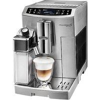 De'Longhi ECAM 510.55 PrimaDonna S Evo Bean-to-Cup Coffee Machine, Silver