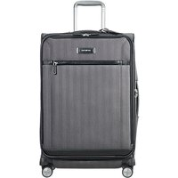 Samsonite Lite-DLX 4-Wheel 79cm Large Suitcase, Grey Eclipse