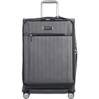 Samsonite Lite-DLX 4-Wheel 67cm Medium Suitcase, Grey Eclipse