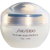 Shiseido Future Solution LX Total Protective Day Cream, 50ml