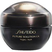 Shiseido Future Solution LX Total Regenerating Night Cream Cream, 50ml