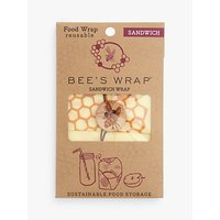 Eddington Bee's Wrap Honeycomb Reusable Sandwich Wrap