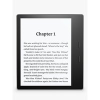 New Amazon Kindle Oasis eReader, 7 High Resolution Display, Waterproof, Built-In Audible, 8 GB, Wi-Fi