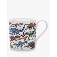 McLaggan Smith Educational Dinosaurs Mug, 500ml