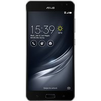 ASUS ZenFone AR Smartphone, Android, 5.7, 4G LTE, SIM Free, 128GB, Black