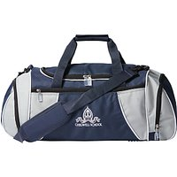 Chigwell School Holdall, Large, Navy Blue