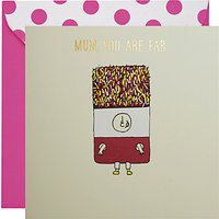 Susan O'hanlon You Are Fab Mother's Day Card