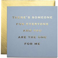 Susan O'hanlon There's Someone For Everyone Valentine's Day Card