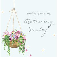 Woodmansterne Mothering Sunday Mother's Day Card