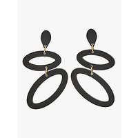 Toolally Ellipses Drop Earrings