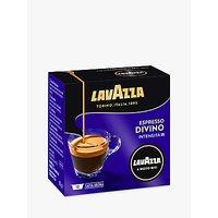 Lavazza Divino A Modo Mio Espresso Capsules, Pack of 12