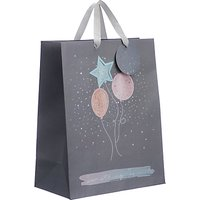 John Lewis & Partners Confetti Balloons Gift Bag