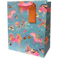Paper Salad Foiled Unicorn Gift Bag