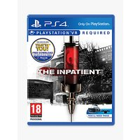 The Inpatient PS VR Game for PS4