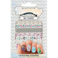 NPW Mermaid Nail Stickers
