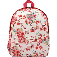 Cath Kidston Children's Wellesley Blossom Backpack, Pink/Red