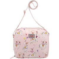 Cath Kids Children's Prancing Ponies Lunch Box Bag, Pale Pink