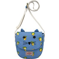 Cath Kids Children's Little Lemons Junior Cat Handbag, Blue
