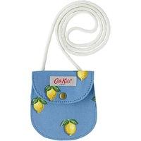Cath Kids Children's Little Lemons Junior Purse, River Blue