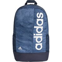 Adidas Linear Performance Backpack, Raw Steel