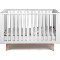 Troll Scandy Cot, White/Wood