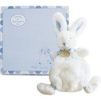 Doudou et Compagnie Bonbon Rabbit, Blue