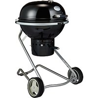 John Lewis Luxury Kettle Charcoal BBQ, Black, 60cm