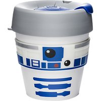 KeepCup Star Wars R2-D2 Reusable 8oz Coffee Cup / Travel Mug, 227ml