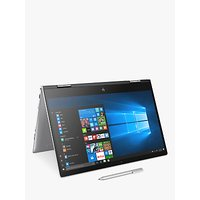 HP ENVY x360 15-bp102na Laptop, Intel Core i5, 8B RAM, 256GB SSD, 15.6, Full HD, Silver