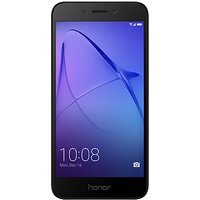 "Honor 6A, Android, 5"", 4G LTE, SIM Free, 16GB, Grey"