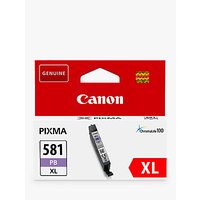 Canon CLI-581 XL Ink Cartridge, Photo Blue