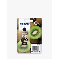 Epson Kiwi T02E1 Inkjet Printer Cartridge, Black