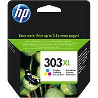 HP 303 XL Tri-Colour Ink Cartridge