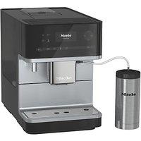 Miele CM6350 Bean-to-Cup Coffee Machine, Black