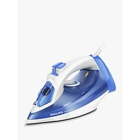 Philips GC2990/26 PowerLife Steam Iron, White/Blue