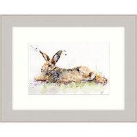 Lisa Jayne Holmes - Take It Easy Framed Print, 47 x 37cm